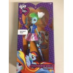 MY LITTLE PONY EQUESTRIA GIRLS RAINBOW DASH and accesories Hasbro A9258