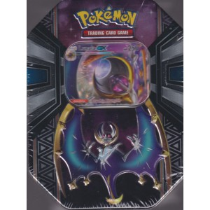 POKEMON trading card game TIN BOX LUNALA GX English cards
