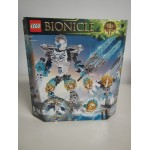 LEGO BIONICLE 71311 KOPAKA AND MELUM UNITY SET
