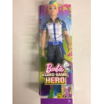 BARBIE VIDEOGAME HERO KEN DOLL Mattel DTW 09