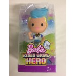 BARBIE VIDEOGAME HERO JUNIOR DOLL BOY WITH BLUE & YELLOW HAIR Mattel DTW 16