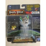 STAR WARS ANGRY BIRDS TELEPODS GENERAL GRIEVOUS - HAN SOLO TELEPODS 2 FIGURES SET Hasbro A6058