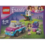LEGO FRIENDS 41116 OLIVIA'S EXPLORATION CAR