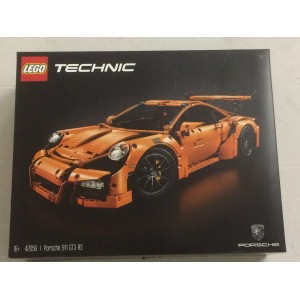 LEGO TECHNIC 42056 PORSCHE 911 GT3 RS Scale 1 : 8