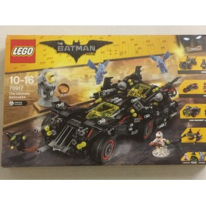 LEGO SUPER HEROES BATMAN THE MOVIE 70917 THE ULTIMATE BATMOBILE