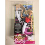 BARBIE MADE TO MOVE SKATEBOARDER mattel DVF 70
