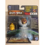 STAR WARS ANGRY BIRDS TELEPODS C3 PO - ANAKIN SITH 2 FIGURES SET Hasbro A6058