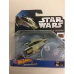 HOT WHEELS STAR WARS STARSHIP A-WING FIGHTER Mattel DNP19