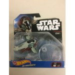 HOT WHEELS STAR WARS STARSHIP BOBA FETT'S SLAVE I Mattel DXX58