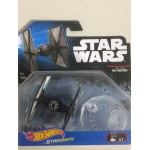 HOT WHEELS STAR WARS STARSHIP FIRST ORDER TIE FIGHTER Mattel DXX48