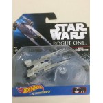 HOT WHEELS STAR WARS STARSHIP REBEL U WING FIGHTER Mattel DMP67