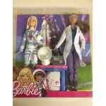 BARBIE FRIEND CAREERS ASTRONAUT & SPACE SCIENTIST FCP 65 Mattel