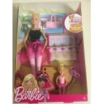 BARBIE BALLET INSTRUCTOR DXC 93 Mattel