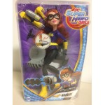 DC SUPERHERO GIRLS BLASTER ACTION BATGIRL  Doll DWH91 mattel