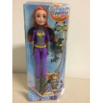 DC SUPER HERO GIRLS BATGIRL MISSION GEAR DVG24 mattel