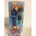 DC SUPER HERO GIRLS SUPERGIRL MISSION GEAR DVG23 mattel