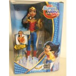 DC SUPER HERO GIRLS POWER ACTION WONDER WOMAN DTR13 Mattel