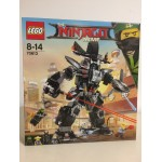 LEGO NINJAGO THE MOVIE 70613 LO SQUALO MECH DI GARMADON