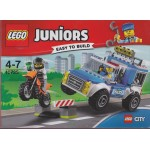 LEGO JUNIORS EASY TO BUILD 10735 POLICE TRUCK CHASE