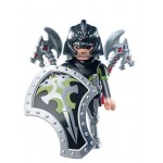PLAYMOBIL FI?URES 9241 SERIE 12 BLACK KNIGHT
