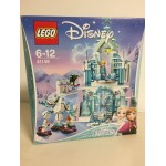 LEGO DISNEY PRINCESS damaged box 41188 FROZEN ELSA'S MAGICAL ICE' PALACE