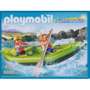 PLAYMOBIL SUMMER FUN 6898 WHITE WATERS RAFTERS
