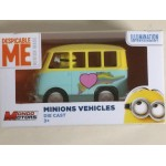 MINION VEHICLE VOLKSVAGEN VAN - DESPICABLE ME MONDO MOTORS