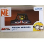 MINION UK TAXI - DESPICABLE ME MONDO MOTORS