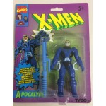 "MARVEL'S X MEN ACTION FIGURE 3.75"" - 9 CM SABRETOOTH TYCO 4948 APOCALYPSE"