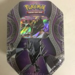 POKEMON trading card game TIN BOX NECROZMA GX English cards