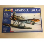 plastic model kit scale 1 : 72 REVELL 4197 ARADO AR 196 A-2 new in open box