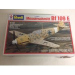 plastic model kit scale 1 : 72 REVELL 4149 MESSERSCHMITT BF 109 E new in open & damaged box