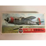 plastic model kit scale 1 : 72 AIRFIX 02063-7 FOCKE WULF 190 F-8 new in open box