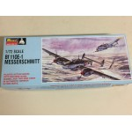 plastic model kit scale 1 : 72 MONOGRAM PA 162 MESSERSCHMITT BF 110 E-1 new in open box