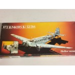 plastic model kit scale 1 : 72 HELLER HUMBROL 80380 JUNKERS JU 52/3M new in open box