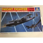 plastic model kit scale 1 : 72 ITALERI N° 125 DORNIER DO 217 N-1 NACHTJAGER new in open box