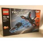 LEGO TECHNIC 42066 AIR RACE JET + POWER FUNCTIONS