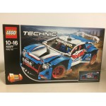 LEGO TECHNIC 42077 AUTO DA RALLY 2 IN 1