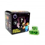 Minecraft 2.5 cm action figure Serie 4 SLIME CUBES Single Mini Figure NEW in opened box