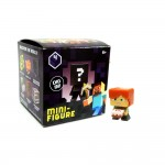 Minecraft 2.5 cm action figure Serie 4 ALEX WITH CAKE Single Mini Figure NEW in opened box