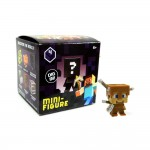 Minecraft 2.5 cm action figure Serie 4 STEVE WITH ARROW DAMAGE Single Mini Figure NEW in opened box