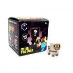 Minecraft 2.5 cm action figure Serie 4 SHEARED SHEEP Single Mini Figure NEW in opened box