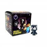 Minecraft 2.5 cm action figure Serie 4 SCREAMING ENDERMAN Single Mini Figure NEW in opened box