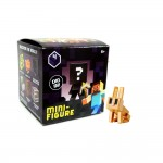 Minecraft 2.5 cm action figure Serie 4 RABBIT Single Mini Figure NEW in opened box