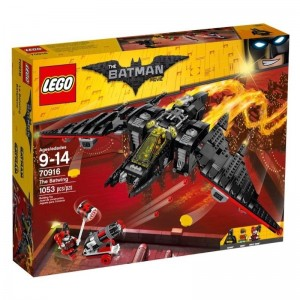 LEGO SUPER HEROES BATMAN THE MOVIE 70916 THE BATWING