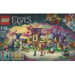 LEGO ELVES 41185 damaged box MAGIC RESCUE FROM THE GOBLIN VILLAGE