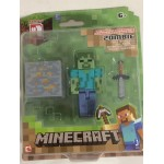 "Minecraft 3,5"" - 8 cm action figure Serie 1 ZOMBIE Mojang 16509"