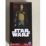 "STAR WARS ACTION FIGURE 5 "" - 14 cm KANAN JARRUS hasbro B6335"