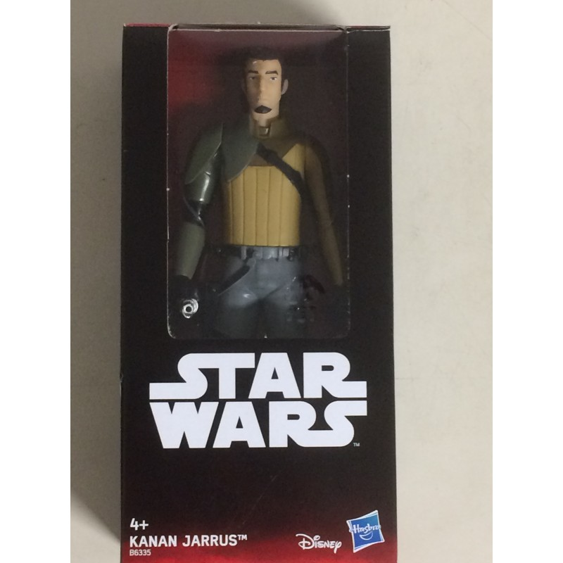 Star Wars Hero Mashers figures Kanan Jarrus ou B ou Plo Koon-New in Box