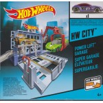 HOT WHEELS HW TRACK BUILDER POWER LIFT GARAGE Mattel BGH98